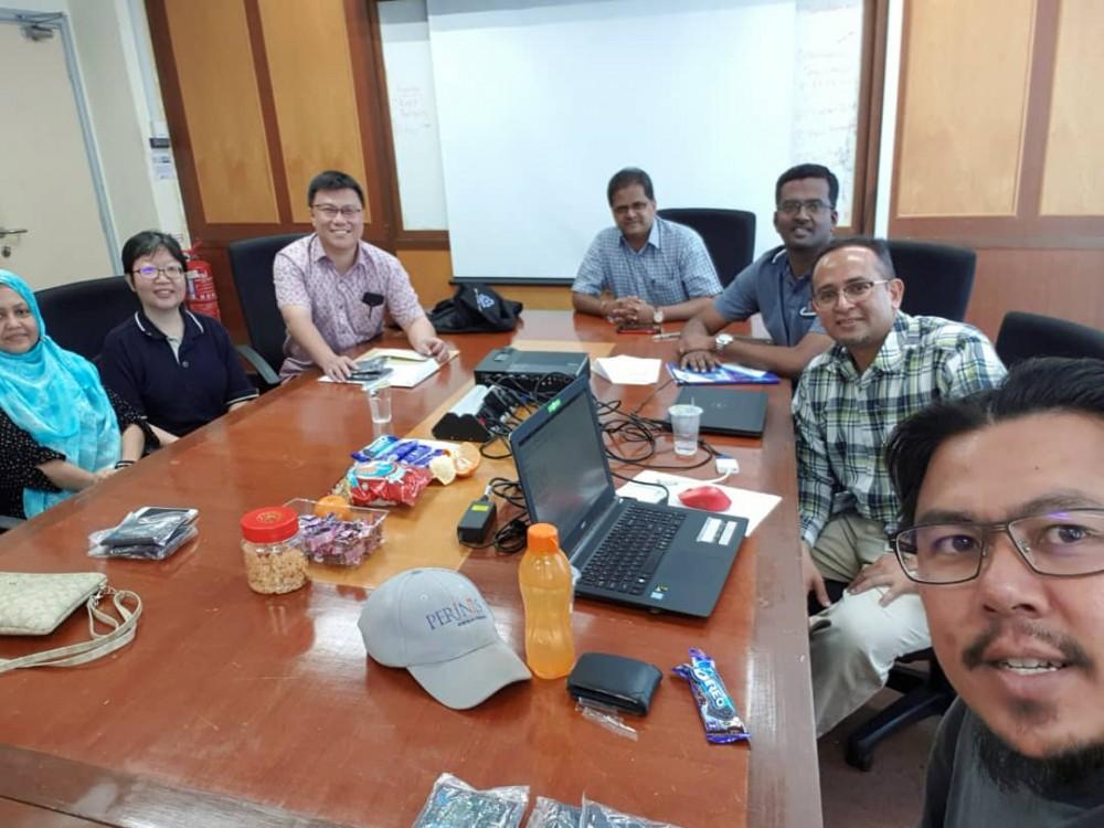 IEEE SMC Executive Meeting 1/ 2019